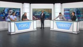 Foro Abierto: Venezuela: Maduro demanda el cese del bloqueo