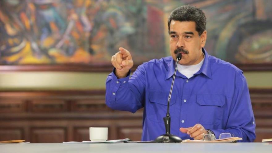 Maduro acusa a Álvaro Uribe de tramar un plan para asesinarlo