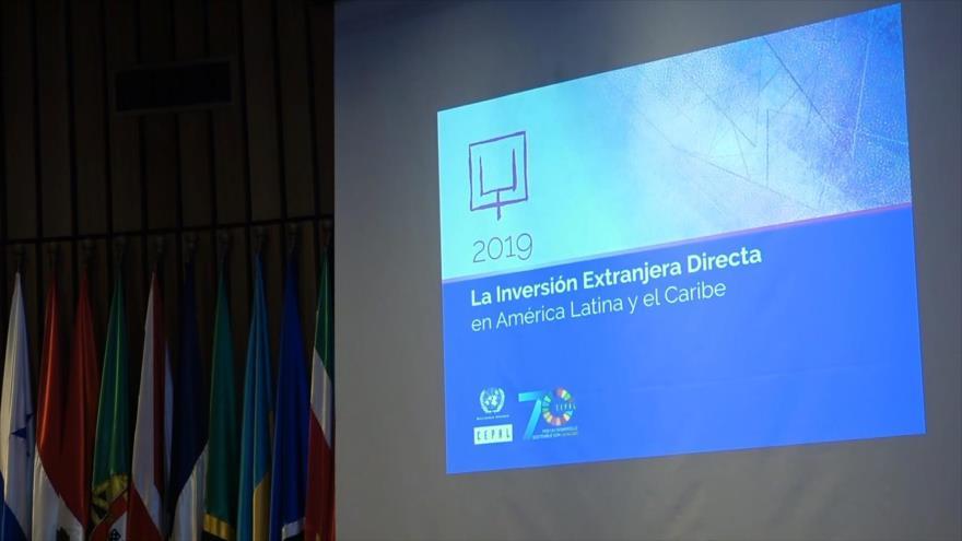 Cepal: América Latina, más inversión extranjera y menos soberanía