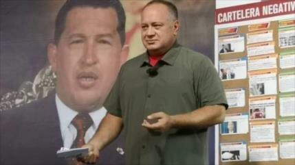 """Cabello recuerda a oposición que """"AN se ha eliminado ella sola"""""""