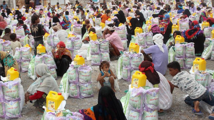 Yemen desvela multimillonaria pérdida económica por bloqueo saudí