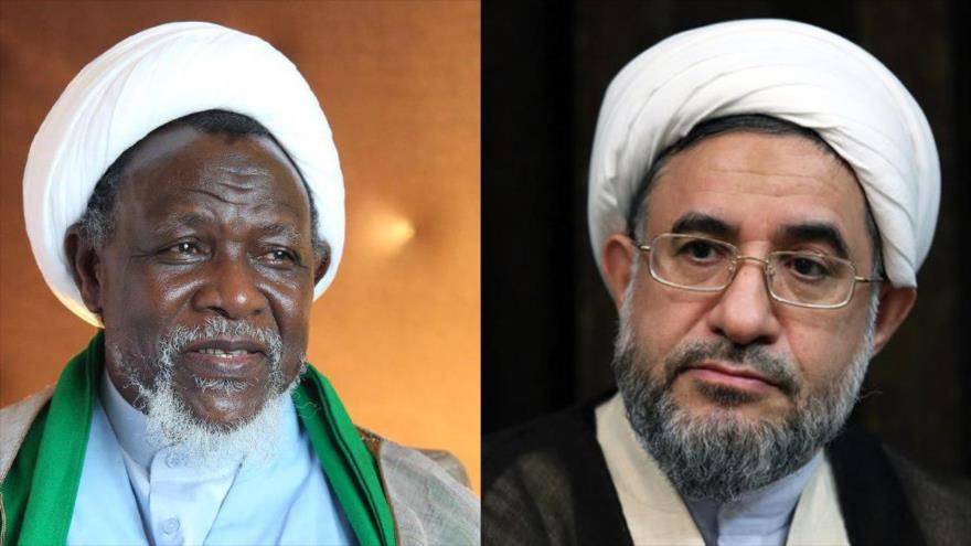 Irán expresa preocupación y apoyo a Al-Zakzaky por estado de salud   HISPANTV