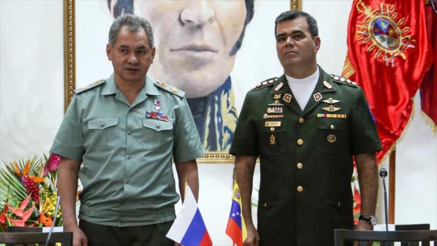 Ministro ruso de Defensa reitera apoyo a Venezuela frente a EEUU | HISPANTV