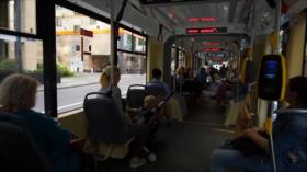 Prueban tranvía autónomo en las calles de la capital rusa