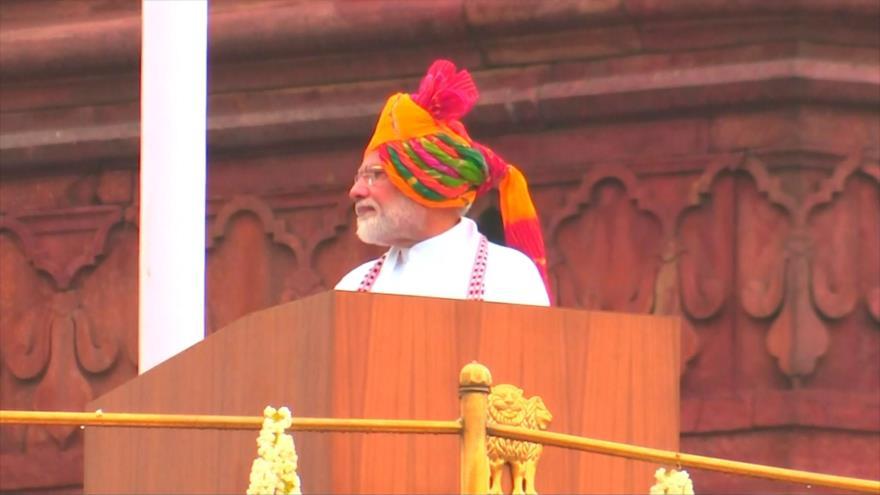 India defiende el cambio del estatus de Jammu y Cachemira