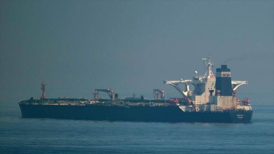 Grace 1 listo a zarpar de Gibraltar pese al bloqueo de EEUU