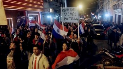 Primer año de Gobierno con crisis política en Paraguay