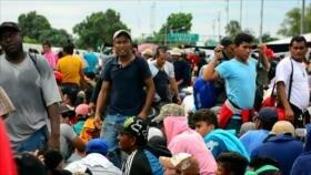 Hay migrantes en calidad de desconocidos en frontera sur de México