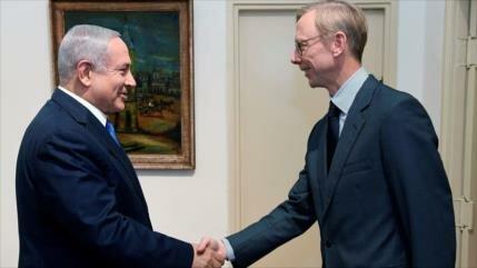 Informe: EEUU organiza citas secretas Israel-EAU contra Irán