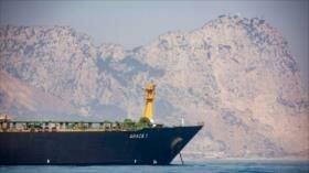 Gibraltar: Petrolero Grace 1 puede zarpar cuando esté preparado