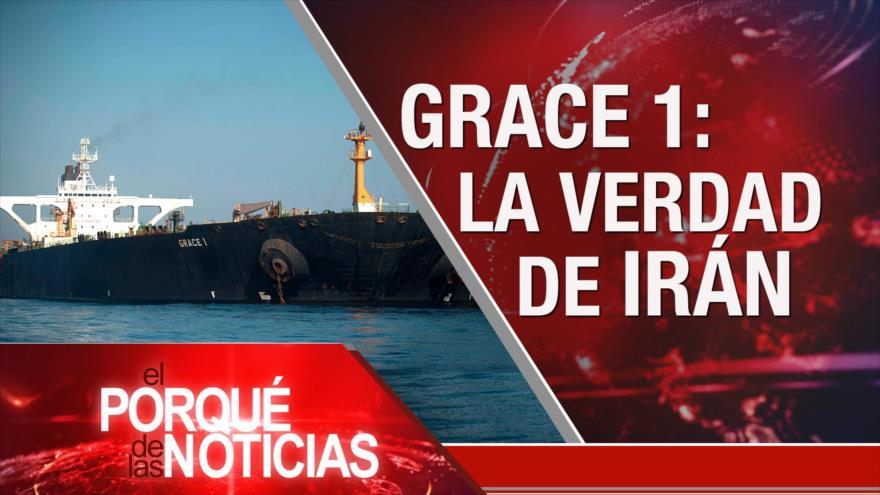 El Porqué de las Noticias: Liberación del Grace 1. Al-Zakzaky vuelve de La India. Crisis política en Paraguay