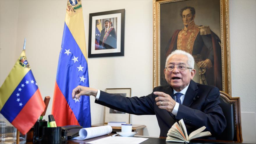 Venezuela denuncia plan de EEUU de adueñarse del espacio ultraterrestre