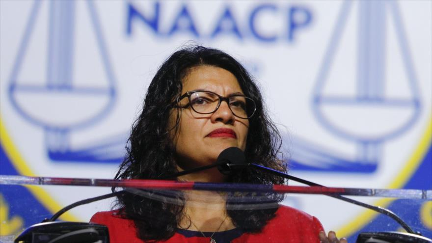 """Congresista de EEUU rechaza la visa israelí por condiciones """"opresivas"""""""