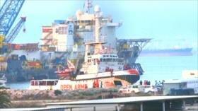 España acepta acoger a migrantes del Open Arms