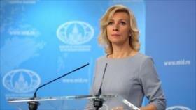 Rusia recuerda a Bolton robos de EEUU a otros, rusos incluidos