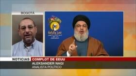 Nagi: Hezbolá ha jugado rol fundamental en defensa de El Líbano