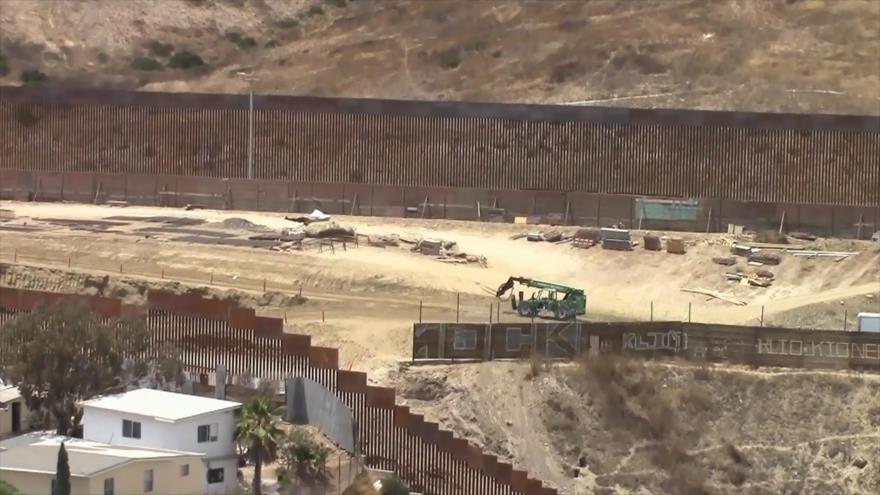 Presentan primer proyecto de muro fronterizo en San Diego y Tijuana