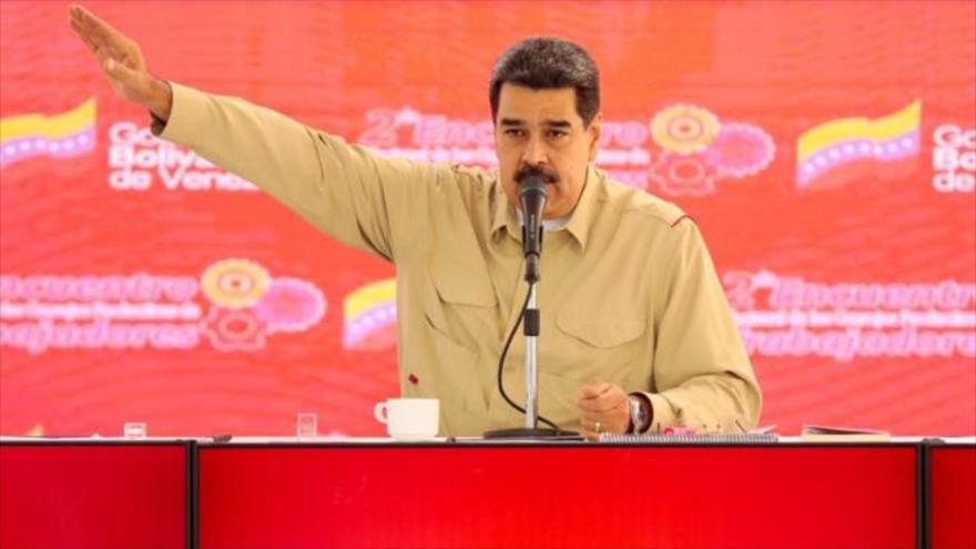 Maduro llama a adelantar las elecciones de la Asamblea Nacional | HISPANTV