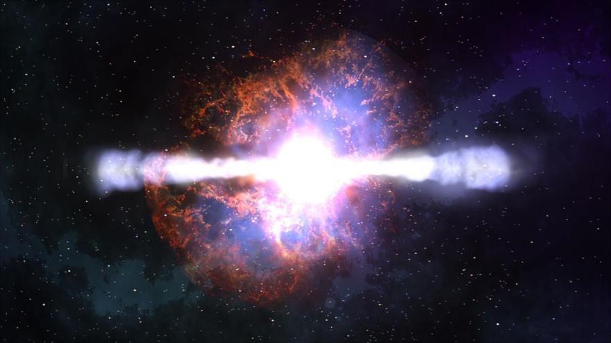 Detectan un agujero negro comiéndose una estrella de neutrones | HISPANTV