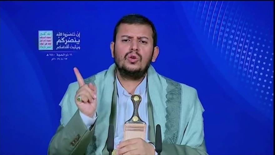 Líder de Ansarolá celebra la 'mayor' ofensiva aérea a Arabia Saudí