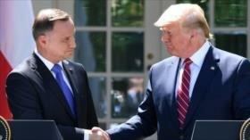 Moscú promete responder al despliegue militar de EEUU en Polonia