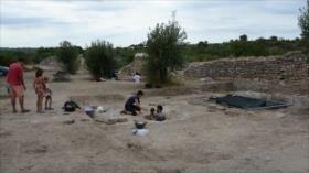 Arqueólogos hallan en Valencia una ciudad visigoda del siglo VI