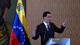 Venezuela responderá por vía de la legalidad al bloqueo de EEUU