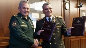 """Venezuela elogia su """"extraordinarios"""" vínculos militares con Rusia"""