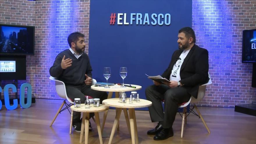 """El Frasco, medios sin cura: """"Bloqueo, jaqueo y saqueo"""""""