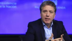 Ministro argentino de Hacienda dimite tras la crisis poselectoral