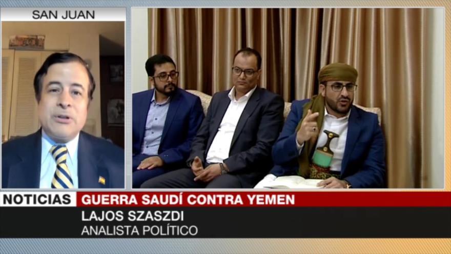 Szászdi: Si Riad cesa guerra en Yemen, Bin Salman perderá el trono | HISPANTV