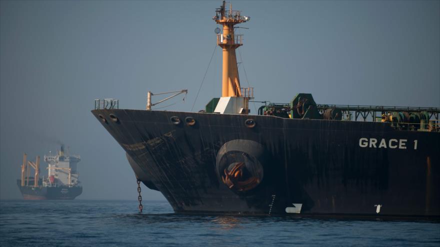 Irán: Buque liberado en Gibraltar no está bajo ninguna sanción