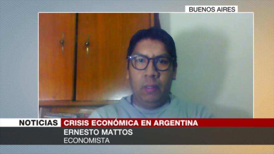 Mattos: Políticas de Macri no van a mejorar la economía argentina