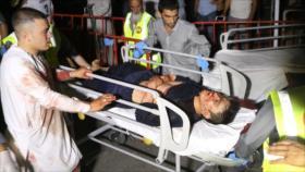 Atentado suicida en una boda en Kabul deja 80 muertos y 160 heridos