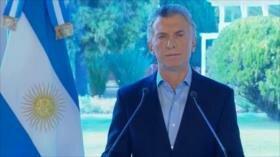 Ataque israelí. Crisis argentina. Campaña electoral de Evo Morales