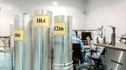 Irán revela tercer paso nuclear que dará ante inacción de Europa
