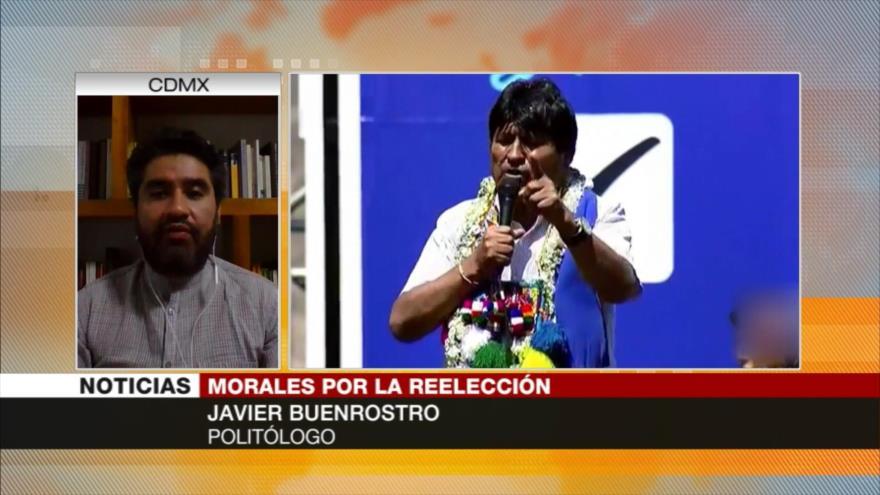 Buenrostro: Morales ha logrado avances económicos y sociales   HISPANTV