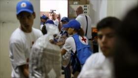 Grupos humanitarios de Venezuela alzan la voz contra bloqueo de EEUU