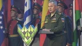 Culmina 5.ª edición de los Juegos Militares Army 2019 de Rusia