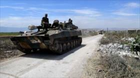 Siria impone un asedio total a estratégica Jan Sheijun