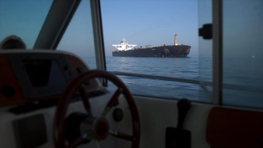 Gibraltar refuta petición de EEUU para retener al petrolero iraní