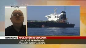 Fernández: EEUU intenta mantener crisis con Irán de cualquier modo