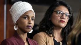 Congresistas musulmanes de EEUU: Que Palestina pronto se libere