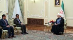 Irán advierte: EEUU no quiere restaurar seguridad en Afganistán