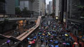 China exige a Canadá dejar de inmiscuirse en asuntos de Hong Kong