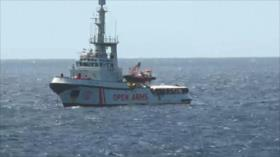 Open Arms rechaza oferta de España de atracar en Algeciras