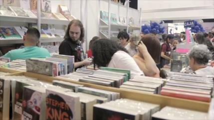 Feria del libro festeja los 500 años de la Ciudad de Panamá
