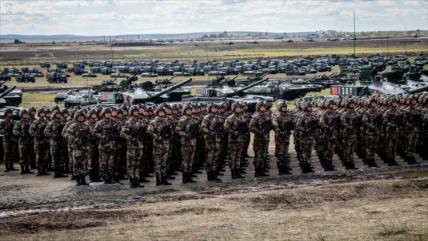 """""""EEUU ha perdido supremacía militar ante China en el Indo-Pacífico"""""""