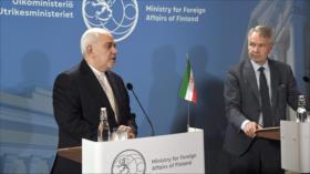 Zarif recuerda que ninguna entidad mundial sanciona crudo iraní