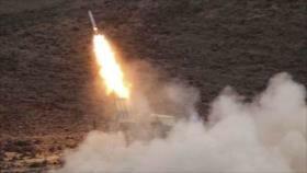 Misil yemení apunta contra desfile de aliados de Riad en Marib